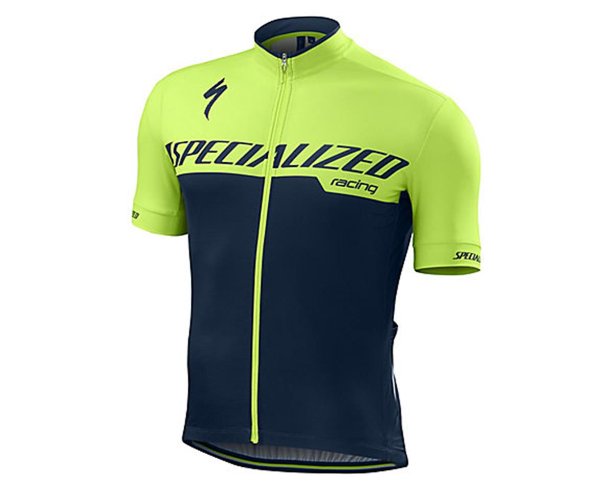 Specialized RBX Comp Jersey (Neon Yellow Team) (XL)