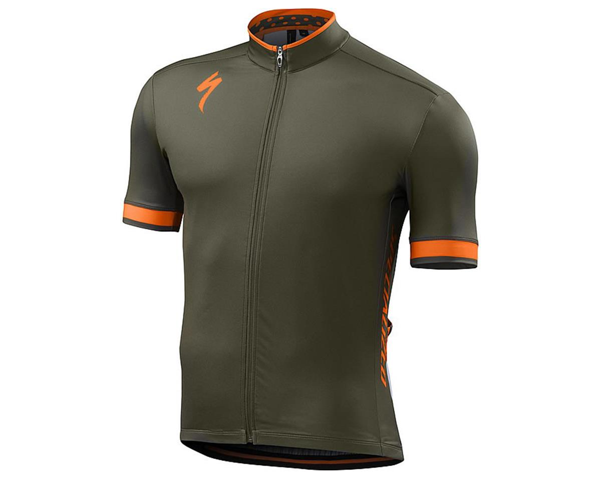 Specialized 2018 RBX Comp Short Sleeve Jersey (Oak Green)