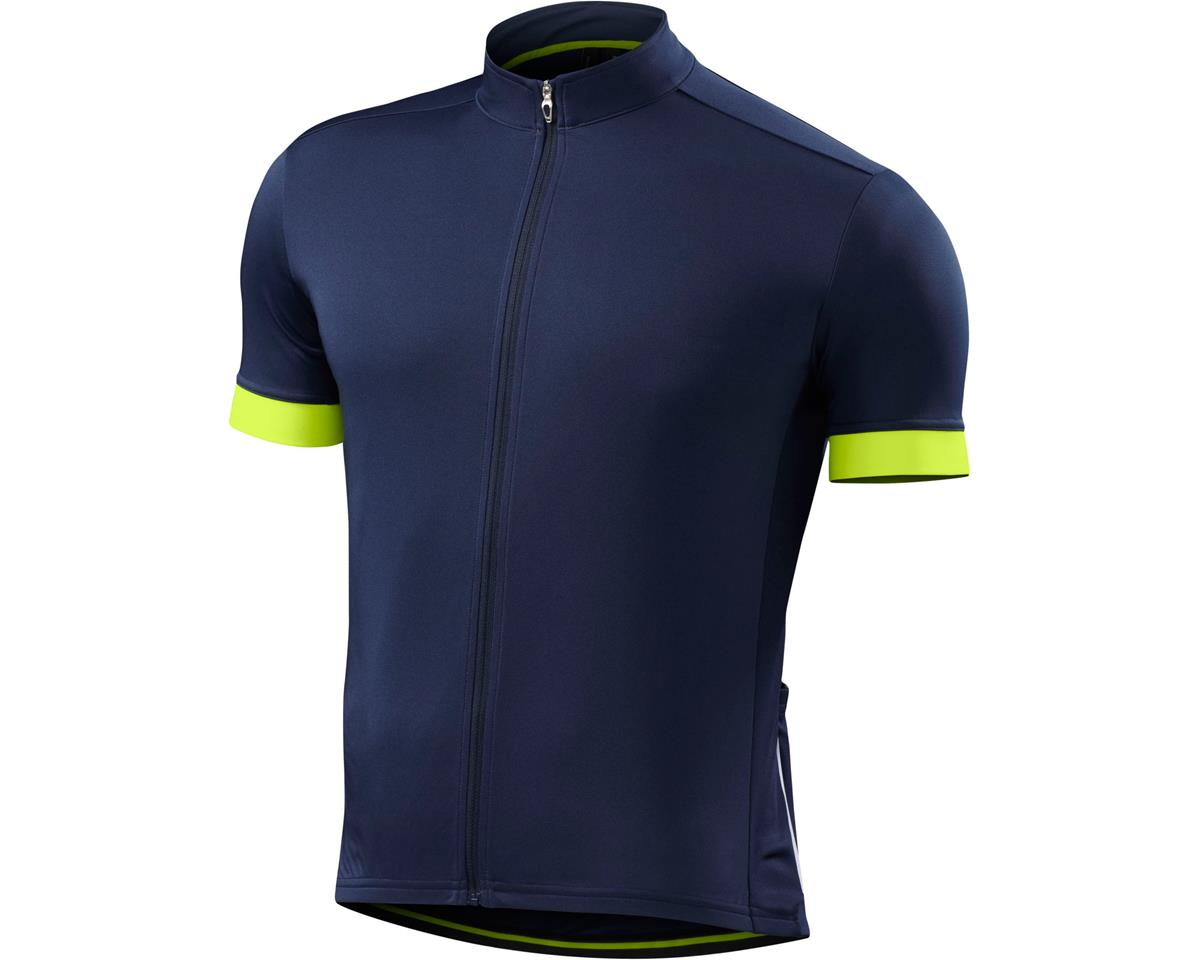 Specialized RBX Sport Jersey (Navy/Neon Yellow) (XX-Large)