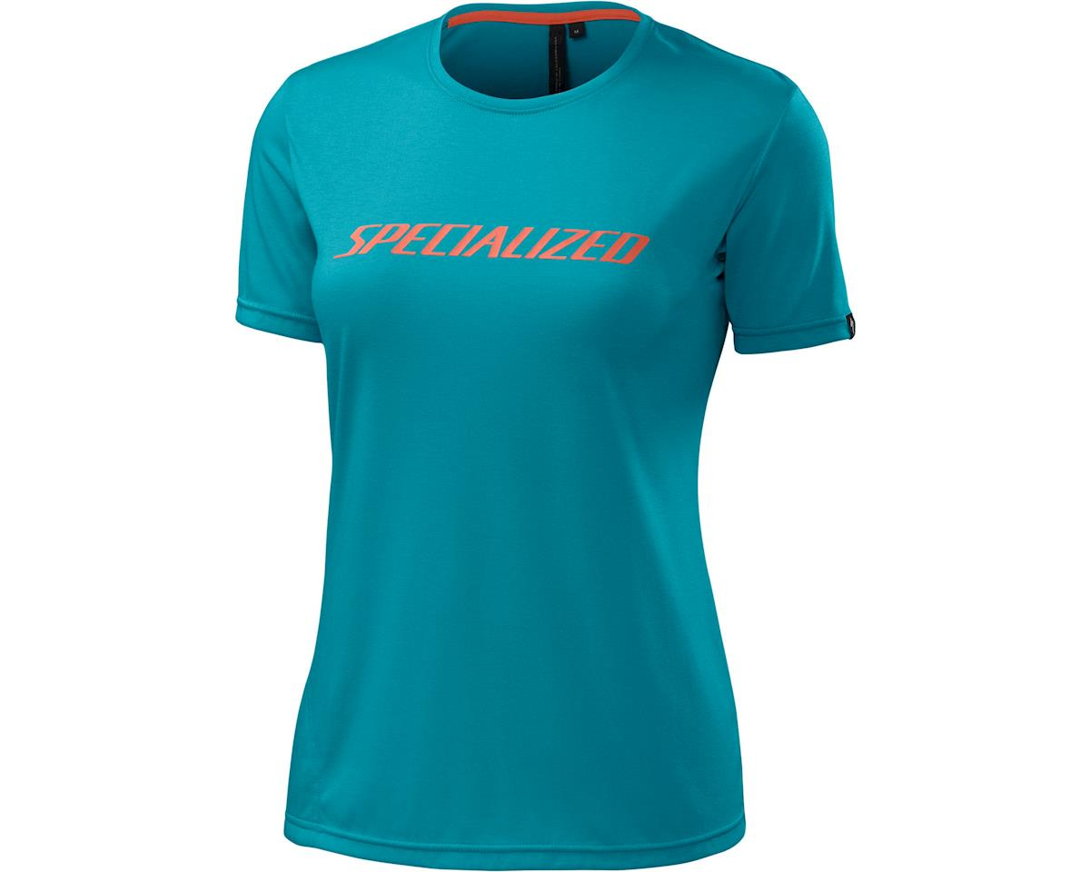 Specialized Andorra drirelease Tee (Turquoise)