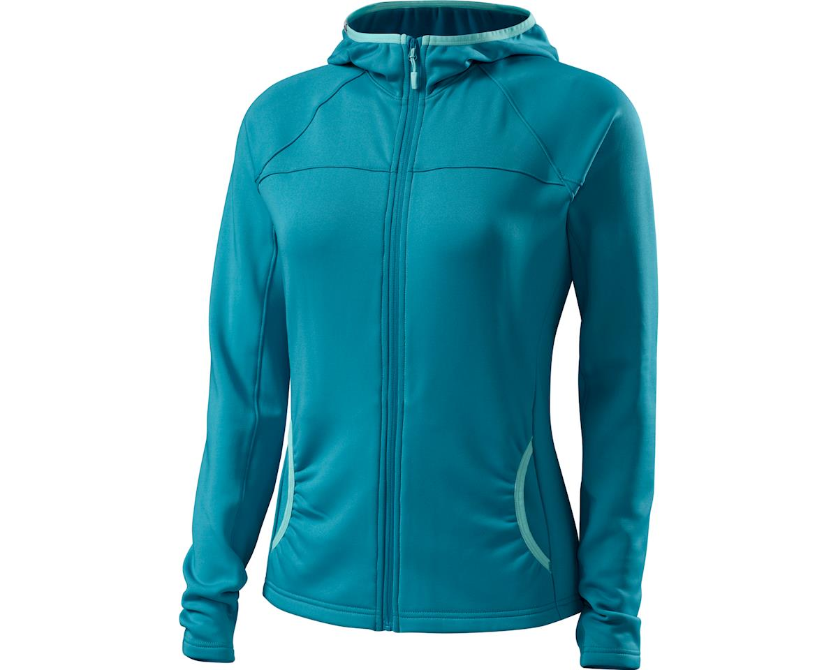 Specialized Women's Therminal Mountain Jersey (Turquoise/Light Teal) (XS)