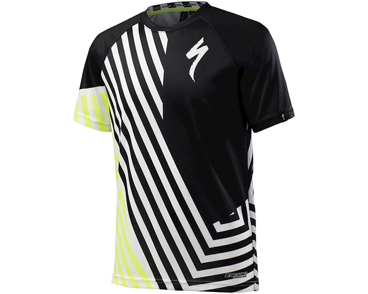 Specialized Enduro Grom Youth 3/4 Jersey (Razzle)