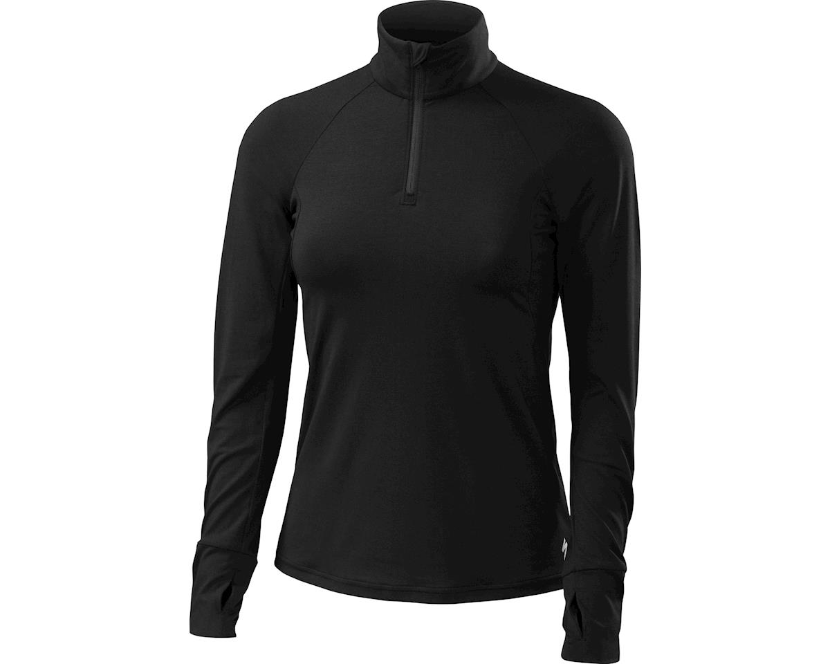 Specialized Shasta Long Sleeve Top (Black Heather)