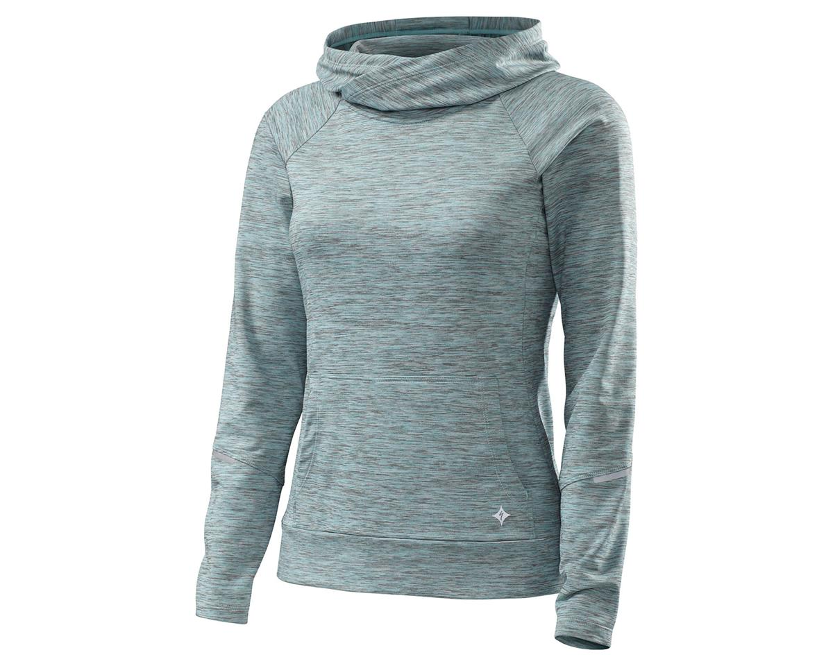 Specialized Shasta Women's Hoodie (Turquoise Heather)