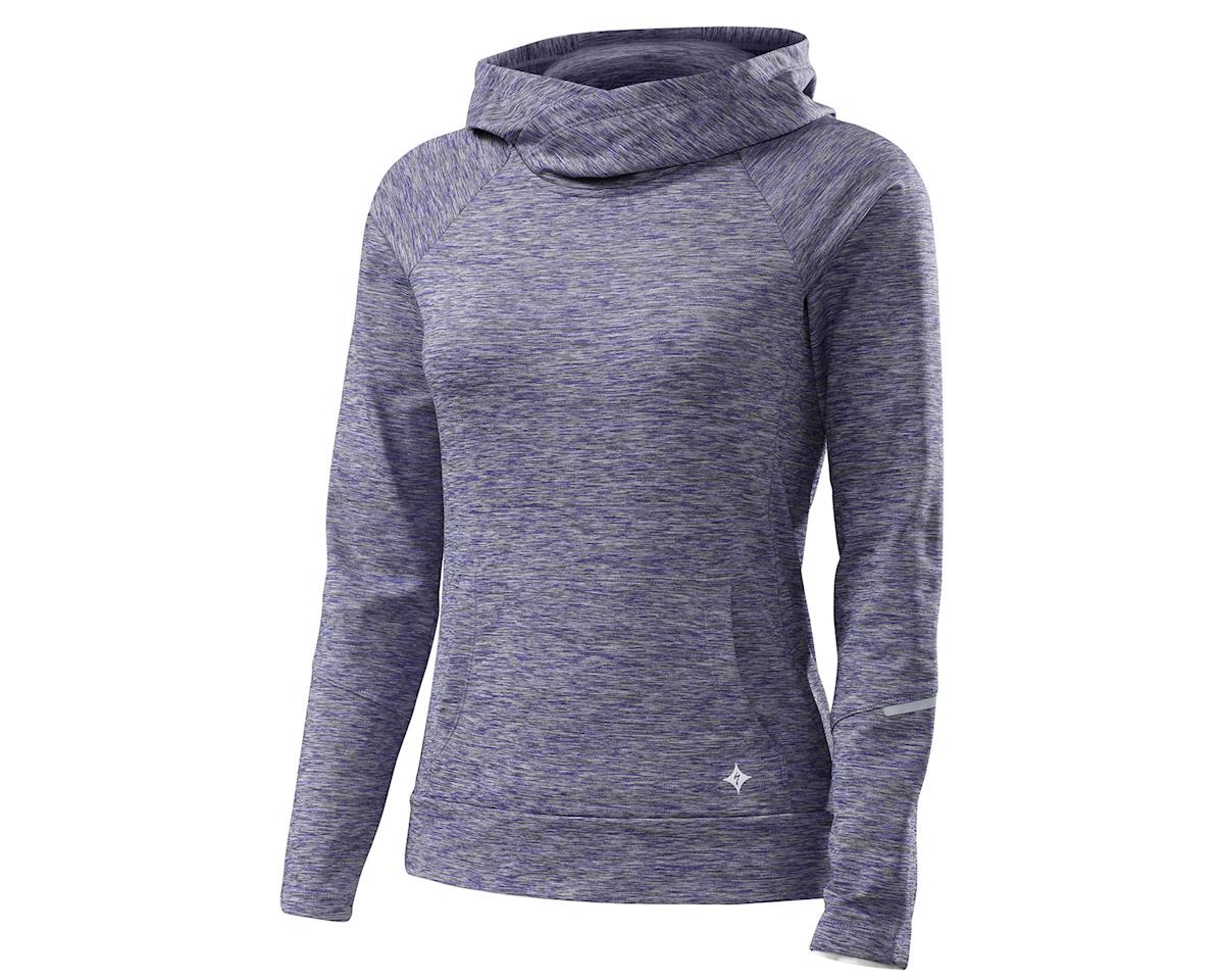 Specialized Shasta Women's Hoodie (Light Indigo Heather)
