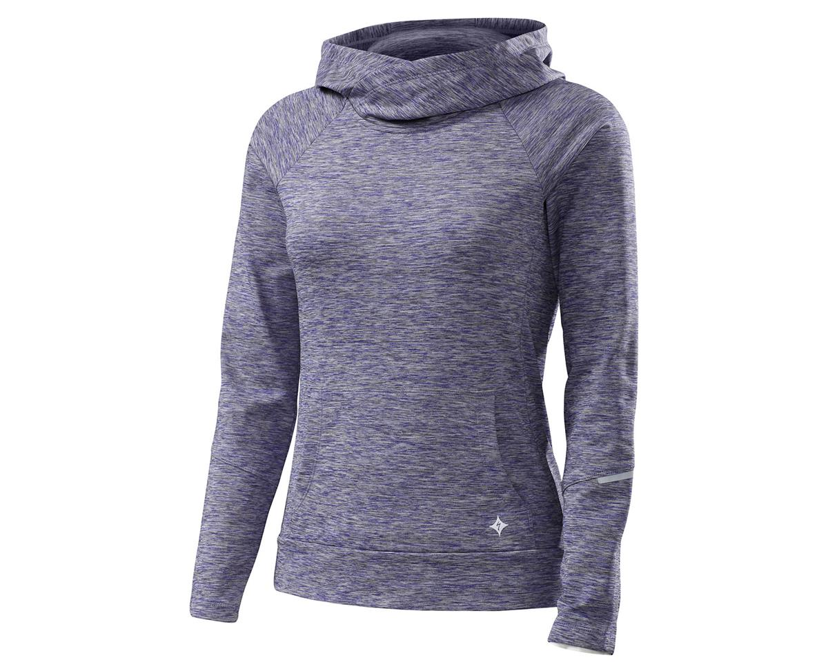 Specialized Shasta Women's Hoodie (Light Indigo Heather) (S)
