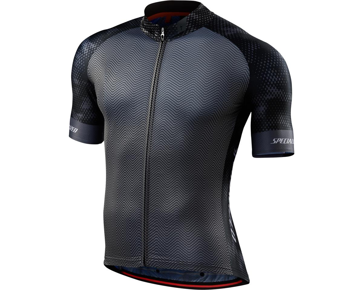 Specialized SL Pro Jersey (RF Matrix/Black) (Small/Tall)