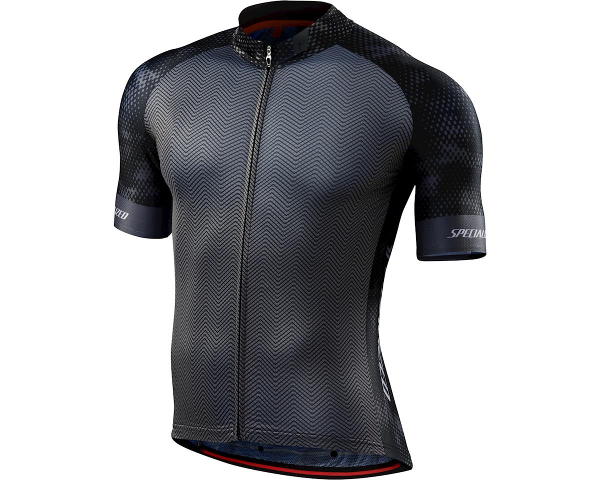 Specialized SL Pro Jersey (RF Matrix/Black) (2XL)