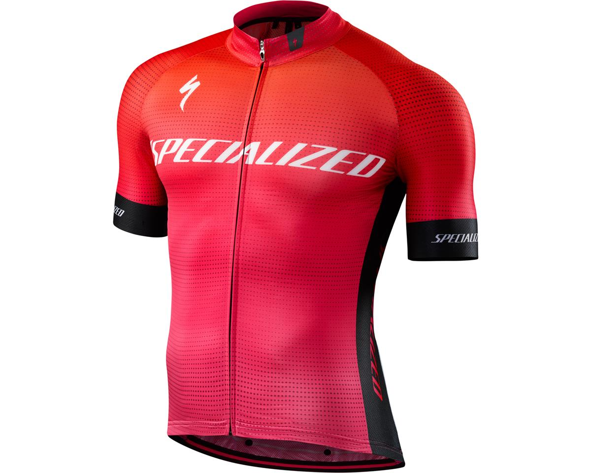 Specialized SL Pro Jersey (Team Acid Fade) (Large/Tall)