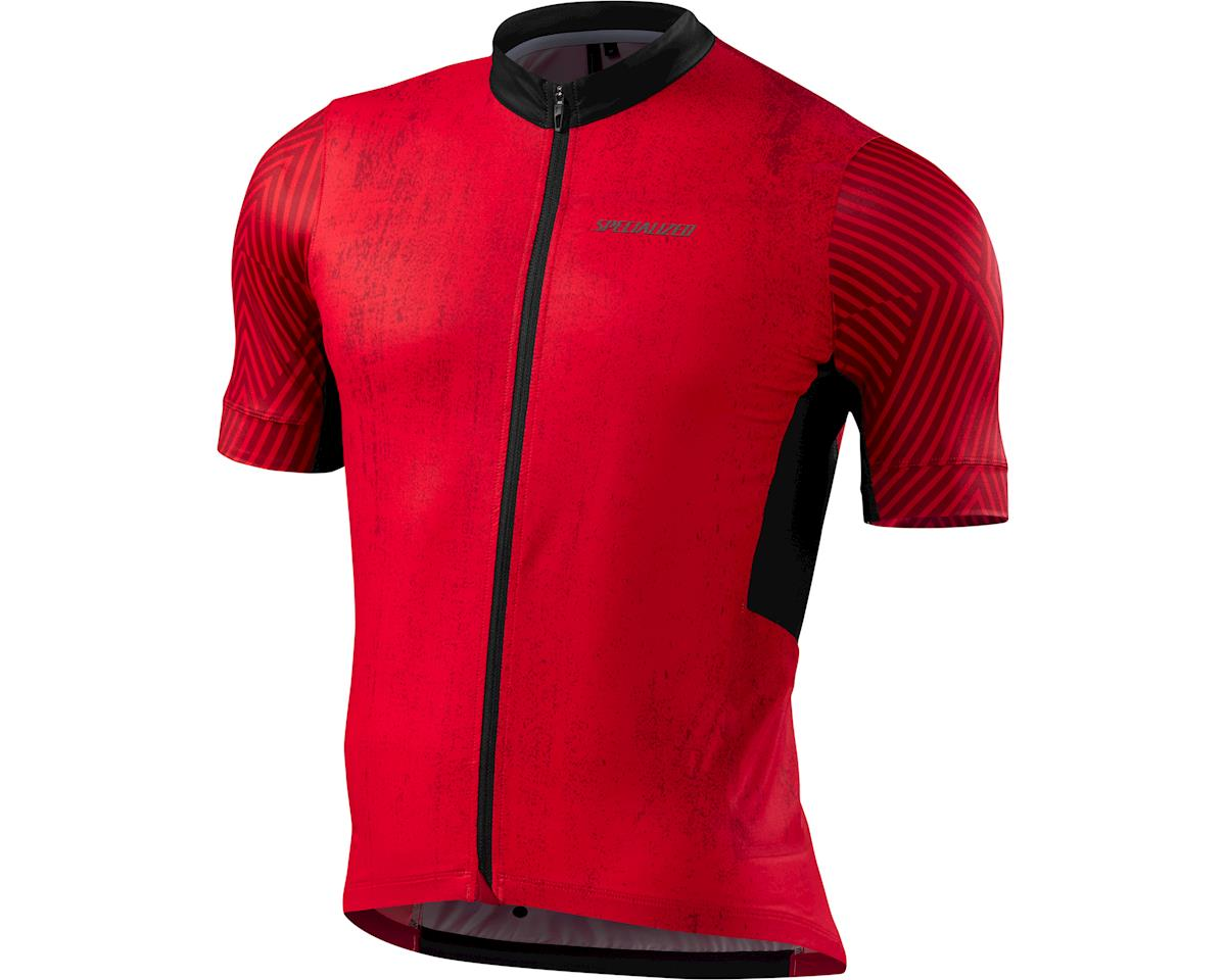 Specialized RBX Pro Jersey (Concrete Red) (2XL)