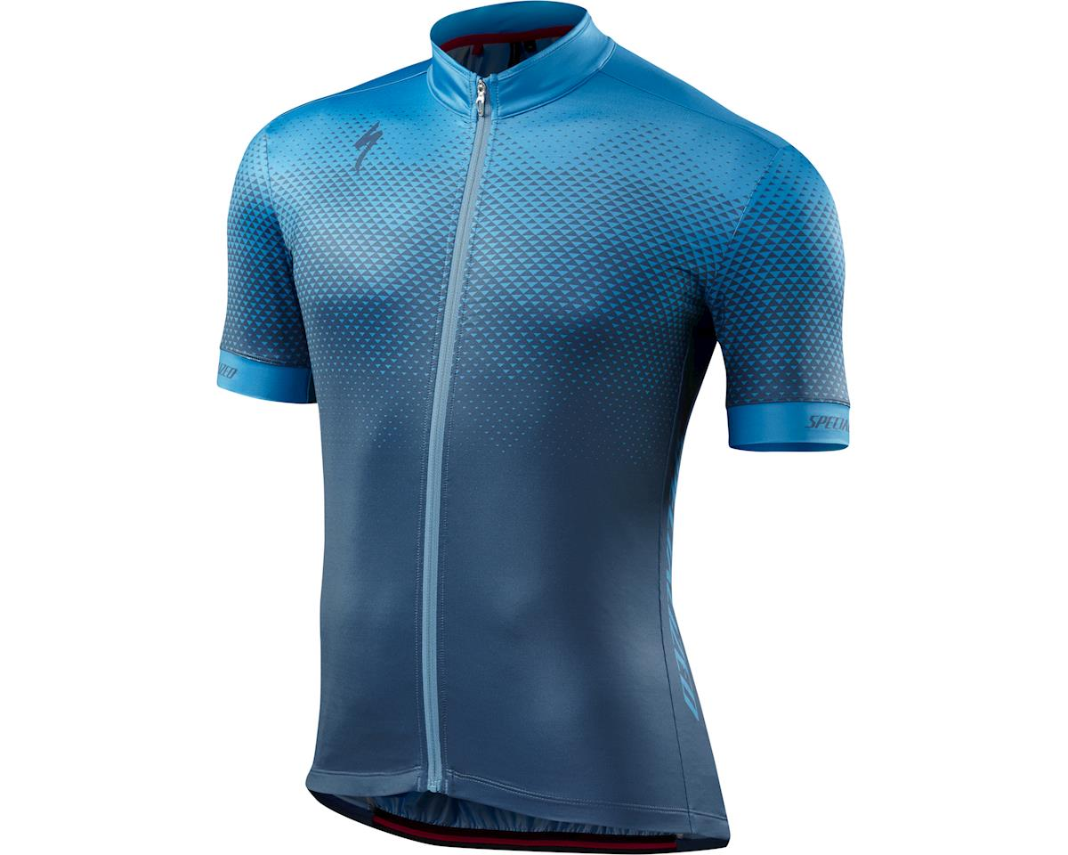 Specialized RBX Comp Jersey (Geo Dust Blue) (2XL)