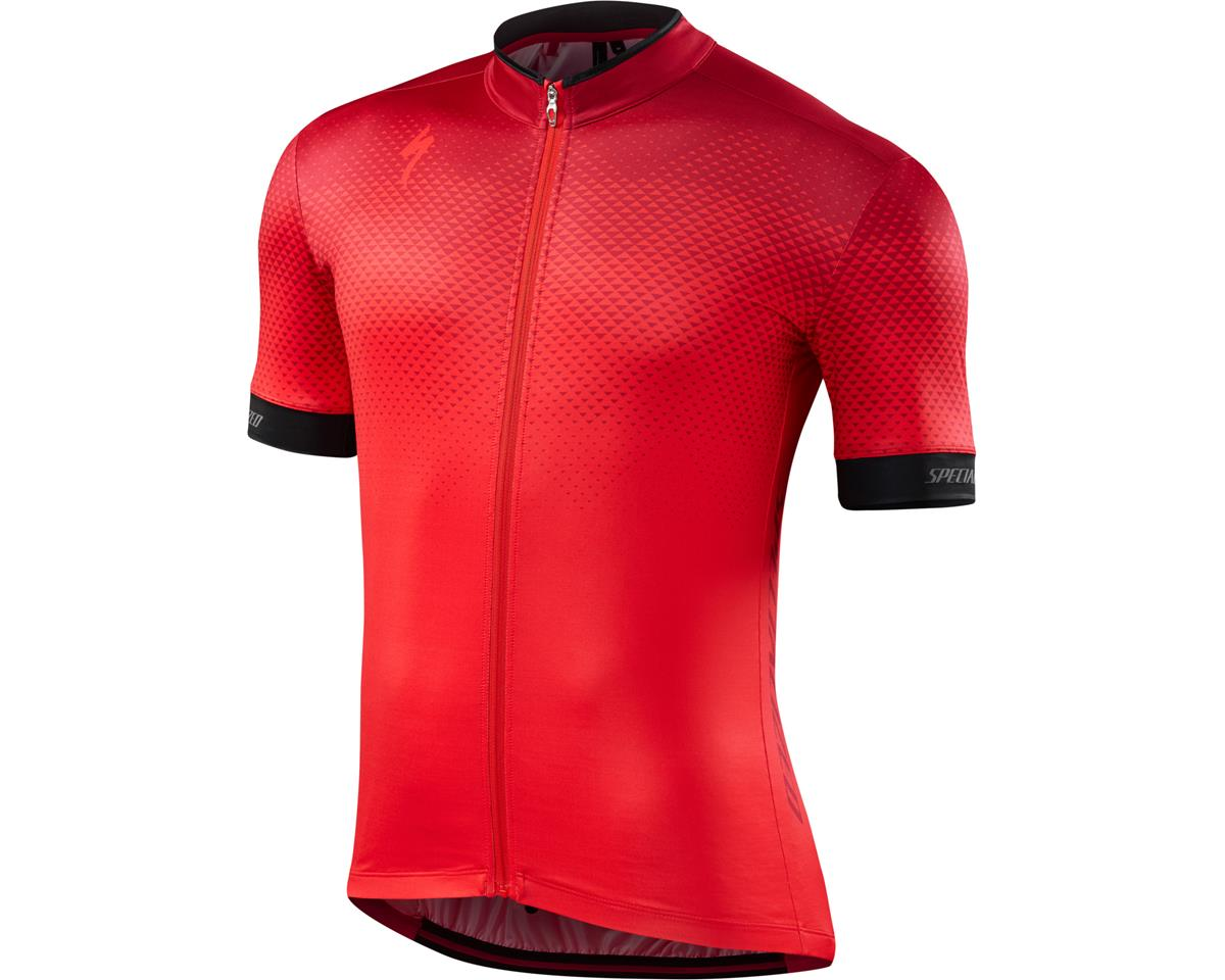 Specialized RBX Comp Jersey (Geo Red) (XX-Large)