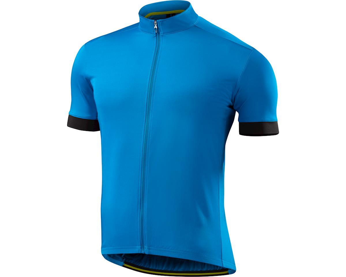 Specialized RBX Sport Jersey (Neon Blue/Deep Indigo) (2XL)
