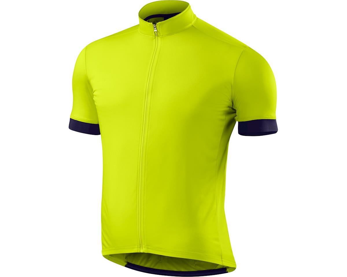 Specialized RBX Sport Jersey (Limon/Deep Indigo)