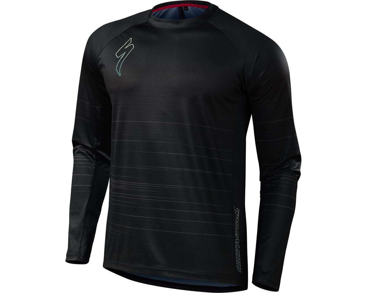 Specialized Demo Long Sleeve Jersey (Black)