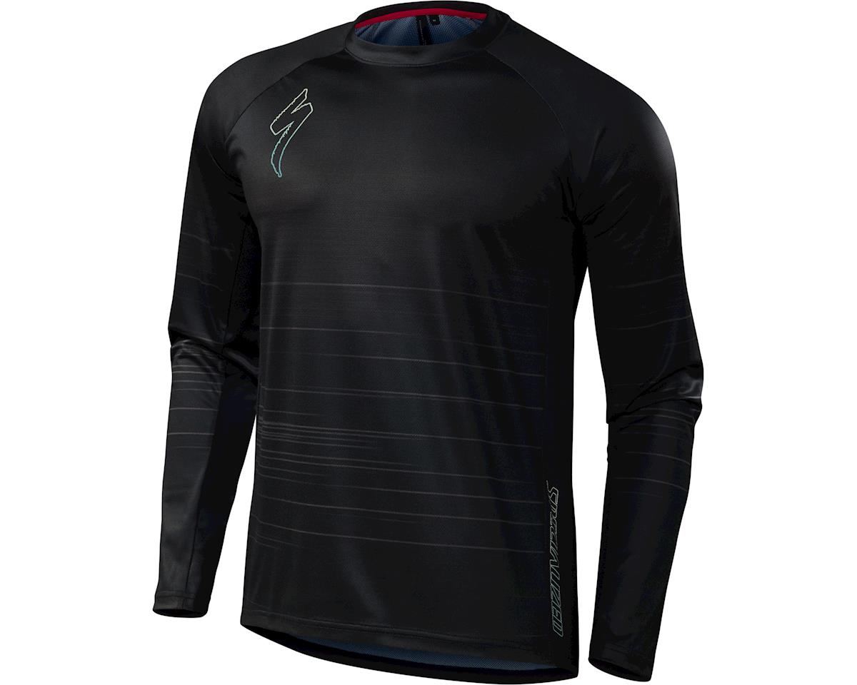 Specialized Demo Long Sleeve Jersey (Black) (2XL)