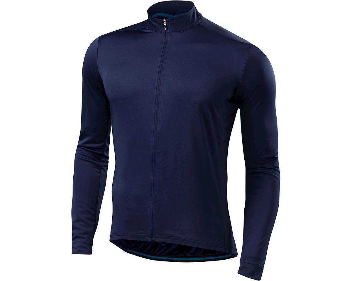 Specialized RBX Sport Long Sleeve Jersey (Deep Navy) (2XL)