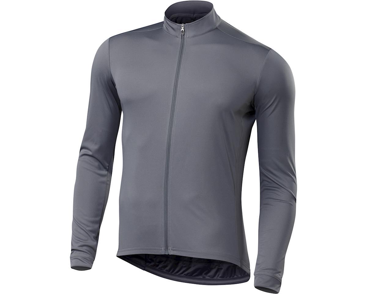 Specialized RBX Sport Long Sleeve Jersey (True Grey) (2XL)