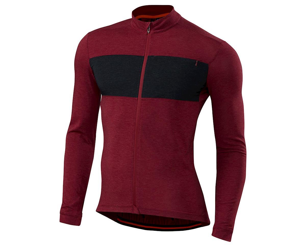 Specialized 2018 RBX drirelease Merino Long Sleeve Jersey (Burgundy) (S)   64118-8742   ed4032340