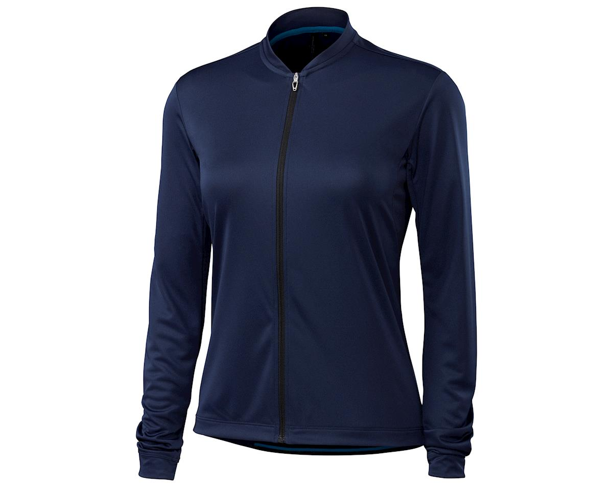 Specialized 2018 RBX Sport Women's long Sleeve Jersey (Deep Navy)