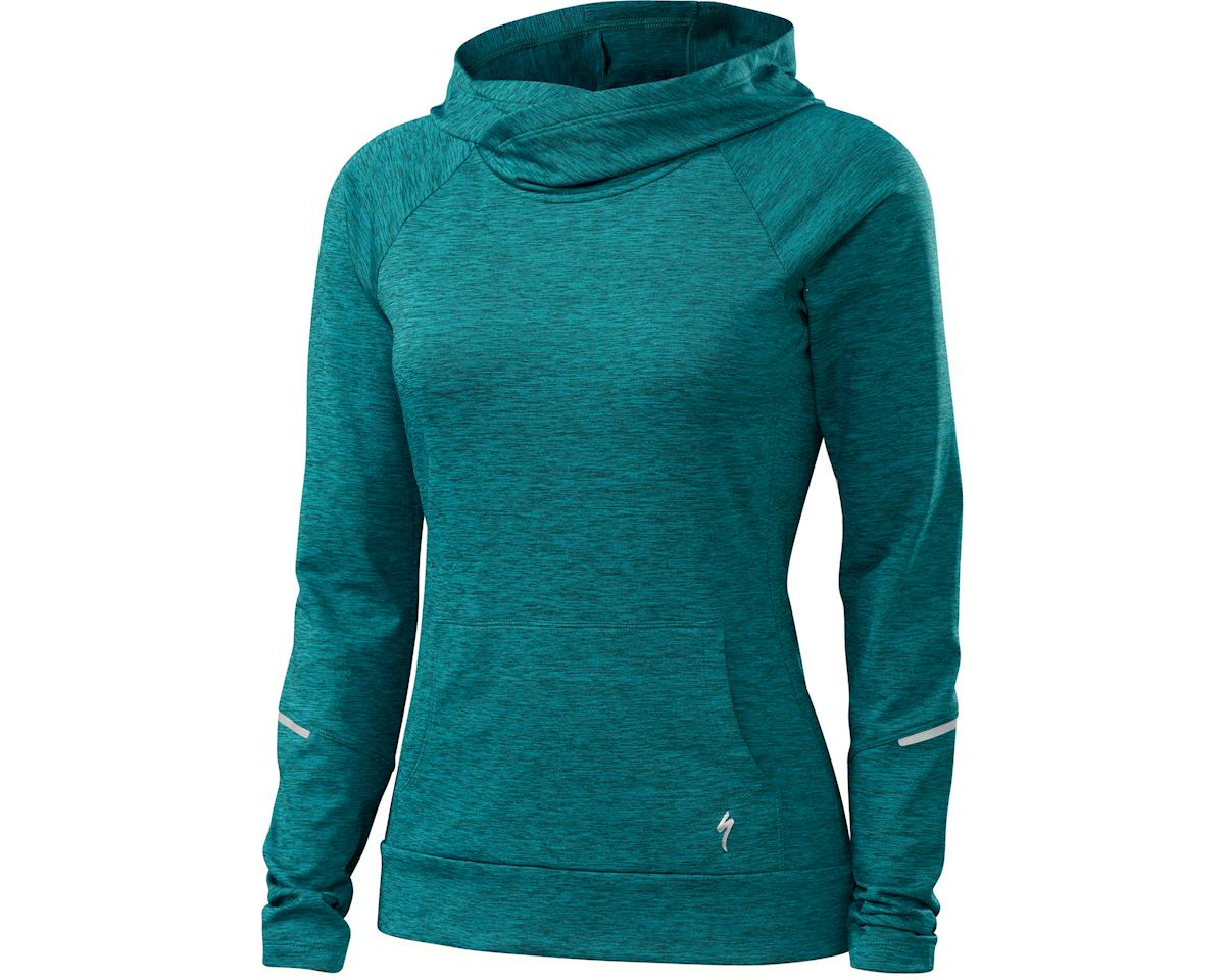 Specialized Shasta Hoodie (Black Teal Heather)