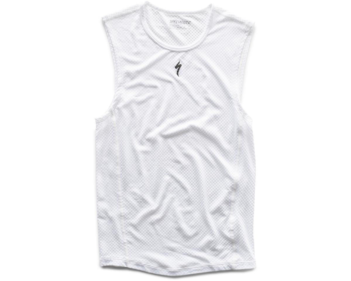 Specialized Men's SL Sleeveless Base Layer (White)