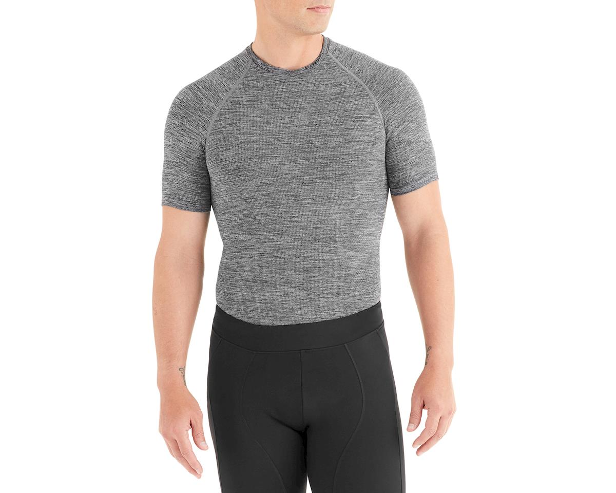 Specialized Seamless Short Sleeve Base Layer (Heather Grey)