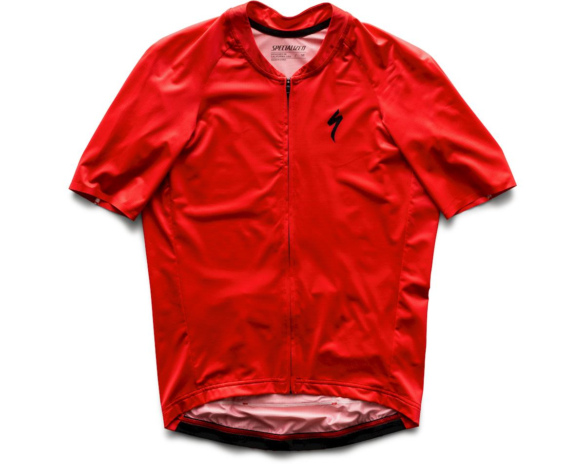 Specialized SL Air Short Sleeve Jersey (Red) (M)