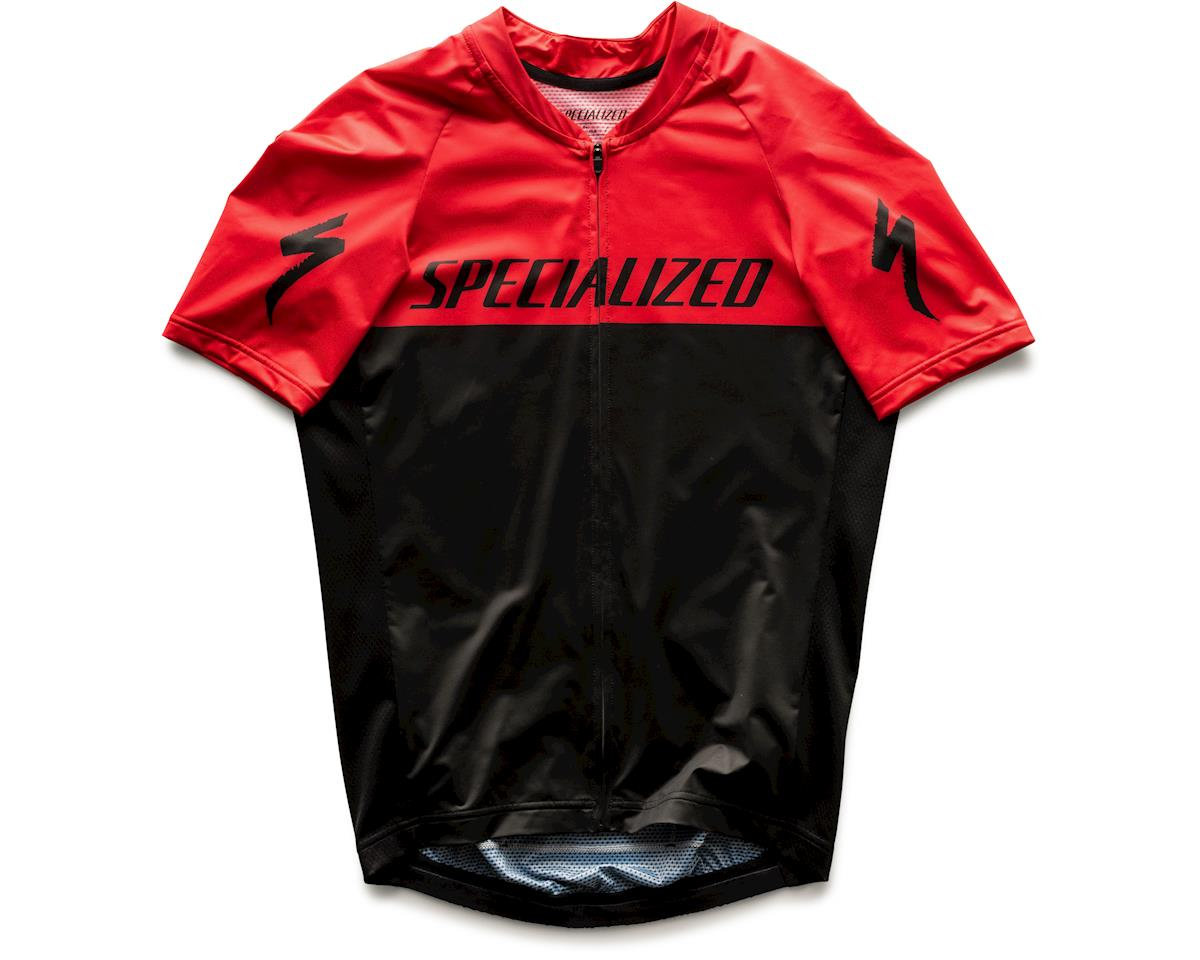 Specialized SL Jersey (Black/Red Team) (M)