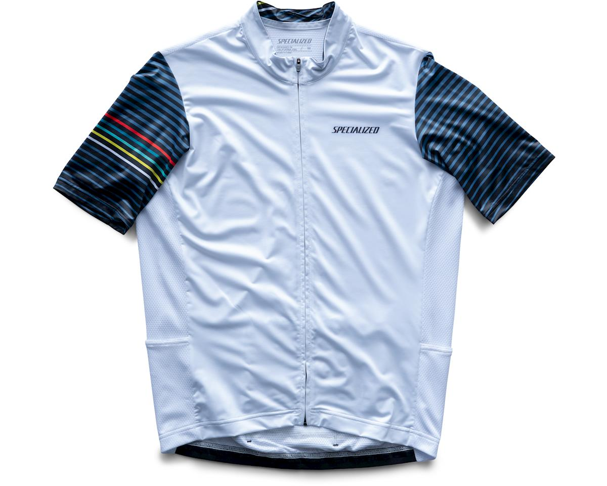 Specialized Men's RBX Jersey with SWAT (White/Black Aspect)