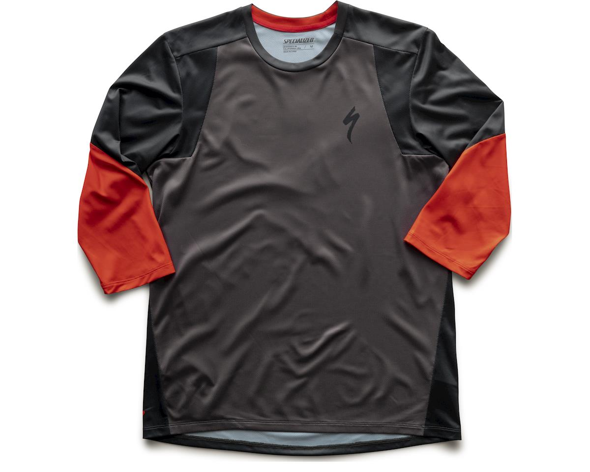 Specialized Enduro 3/4 Jersey (Charcoal/Black)