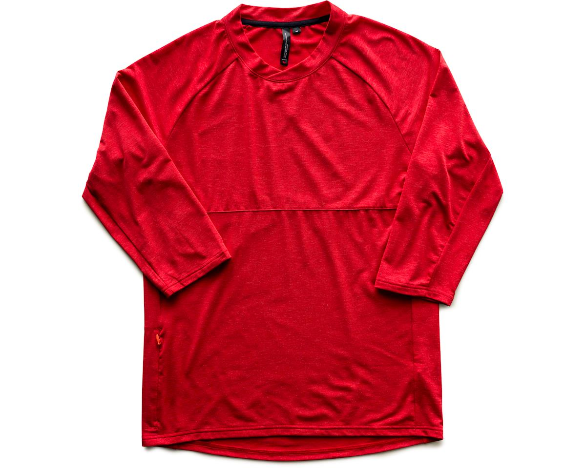 Specialized Men's Enduro drirelease Merino 3/4 Jersey (Candy Red)