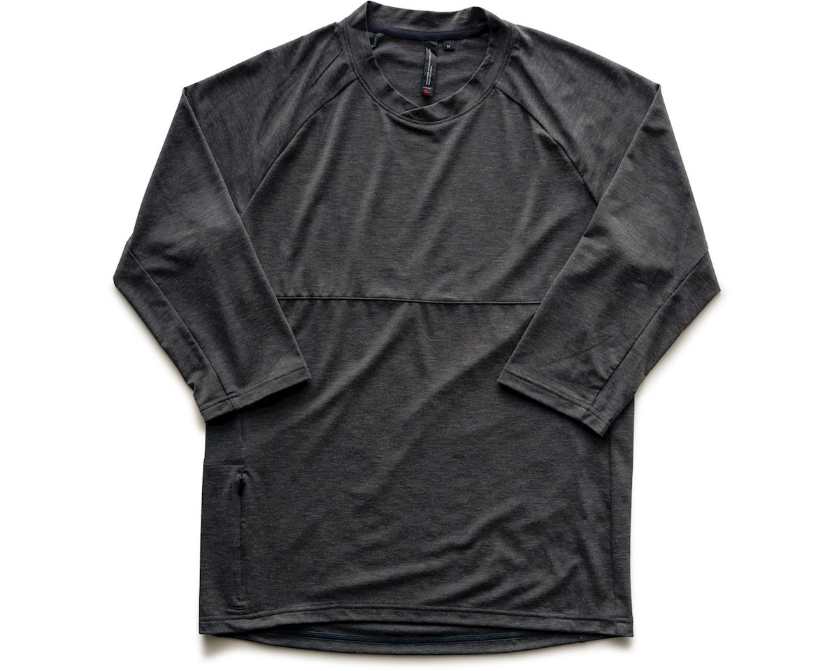 Specialized Men's Enduro drirelease Merino 3/4 Jersey (Charcoal)