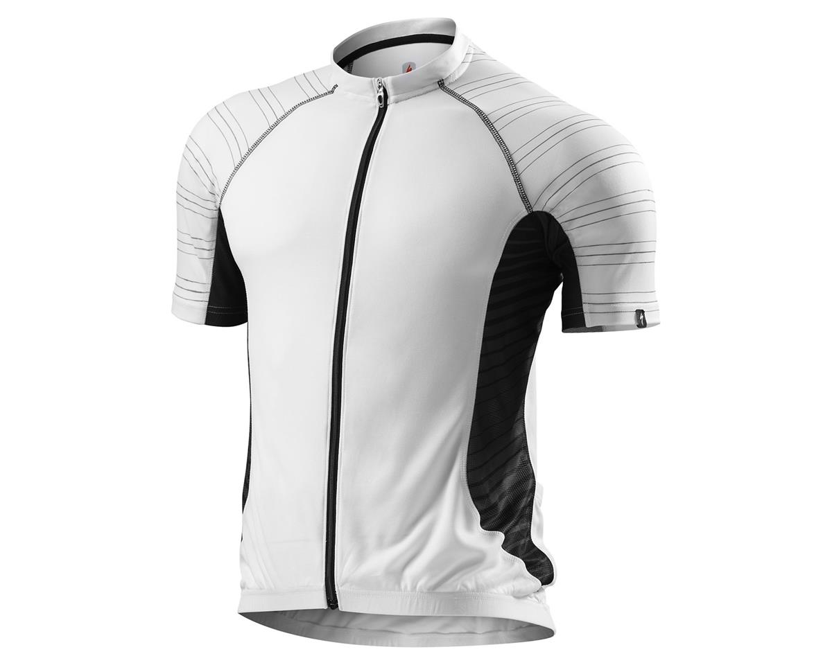 Specialized 2016 Atlas Comp Jersey (White/Grey)
