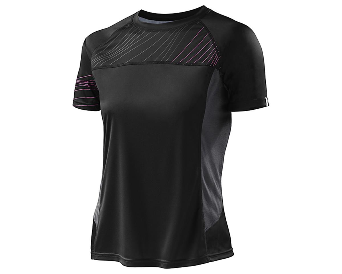 Specialized Women's Andorra Comp Jersey (Black/Carbon)