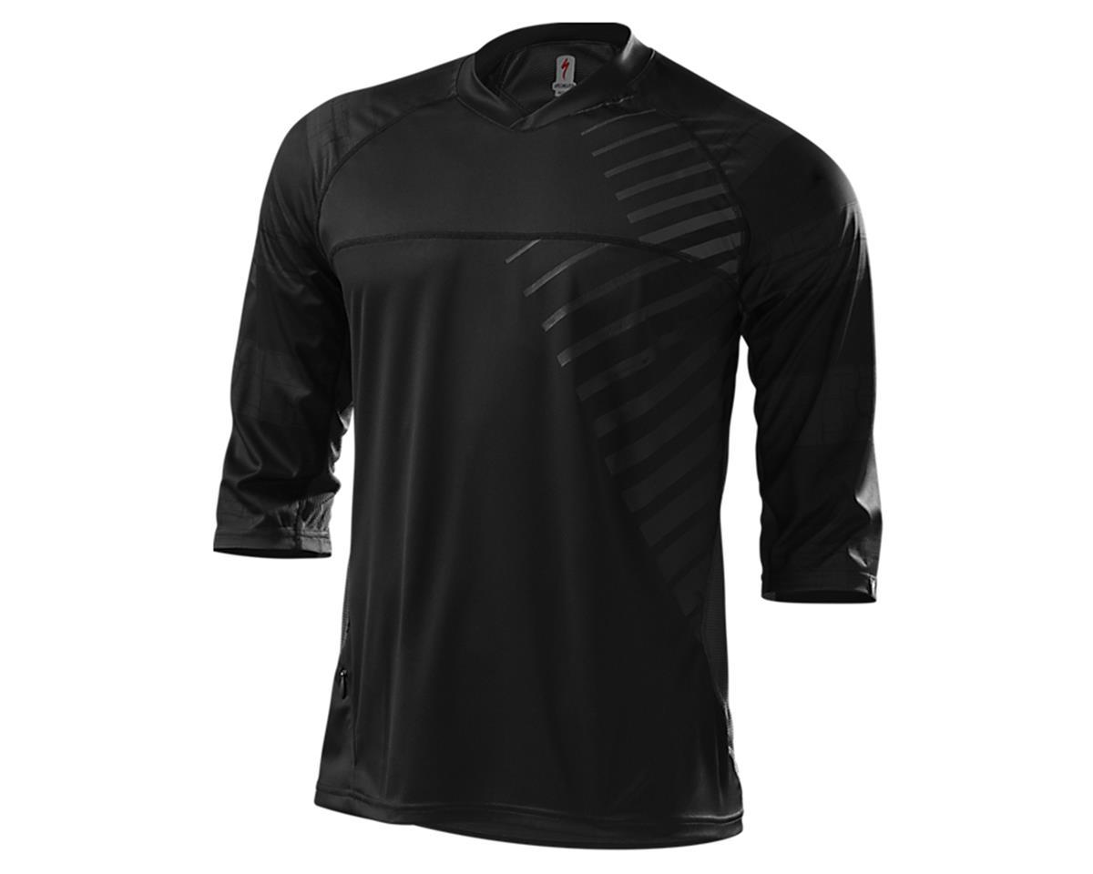 Specialized 2015 Enduro Comp 3/4 Jersey (Black)