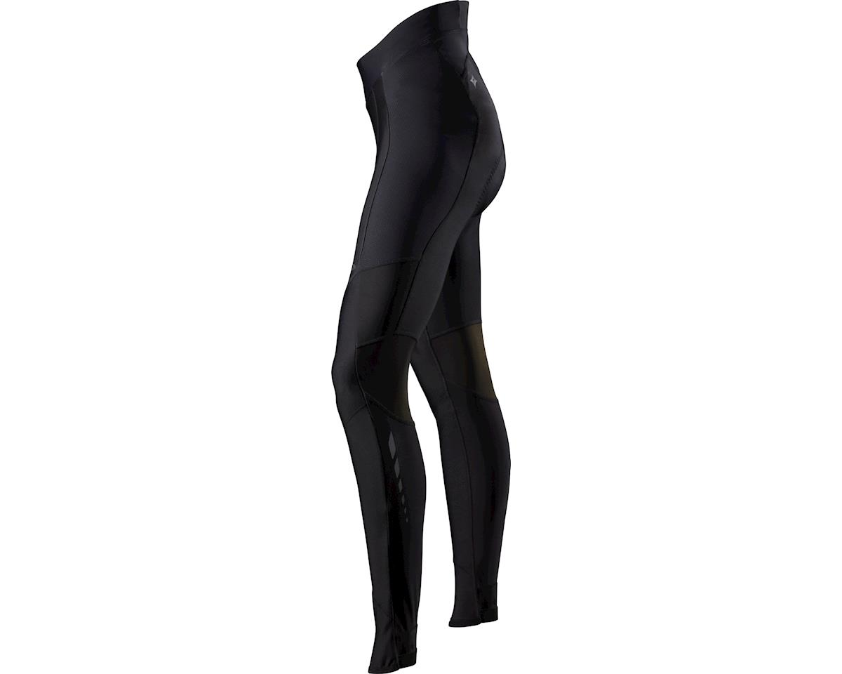 Specialized Women's Therminal Cycling Tights (Black/Black)