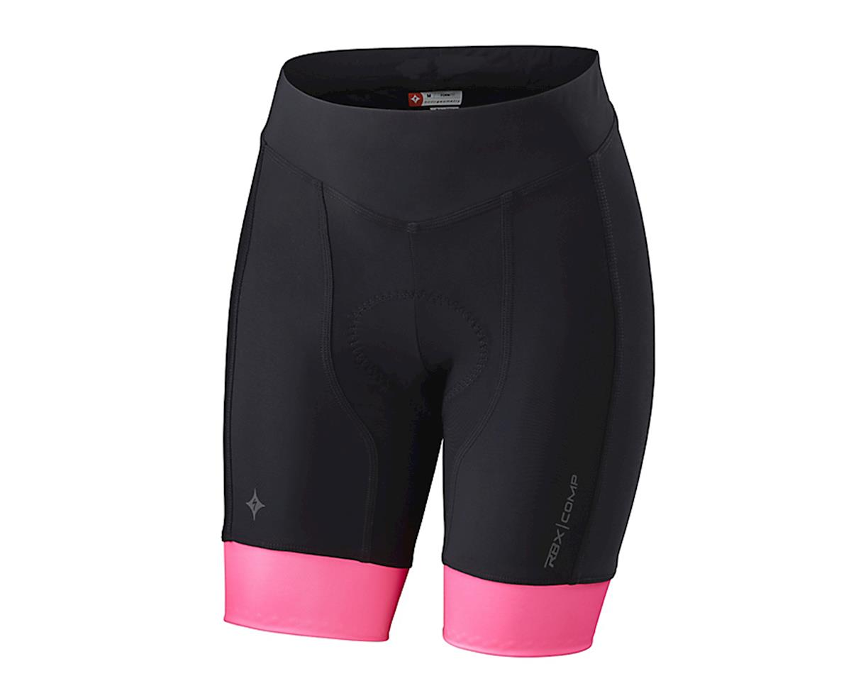 Specialized RBX Comp Women's Shorts (Black/Neon Pink)