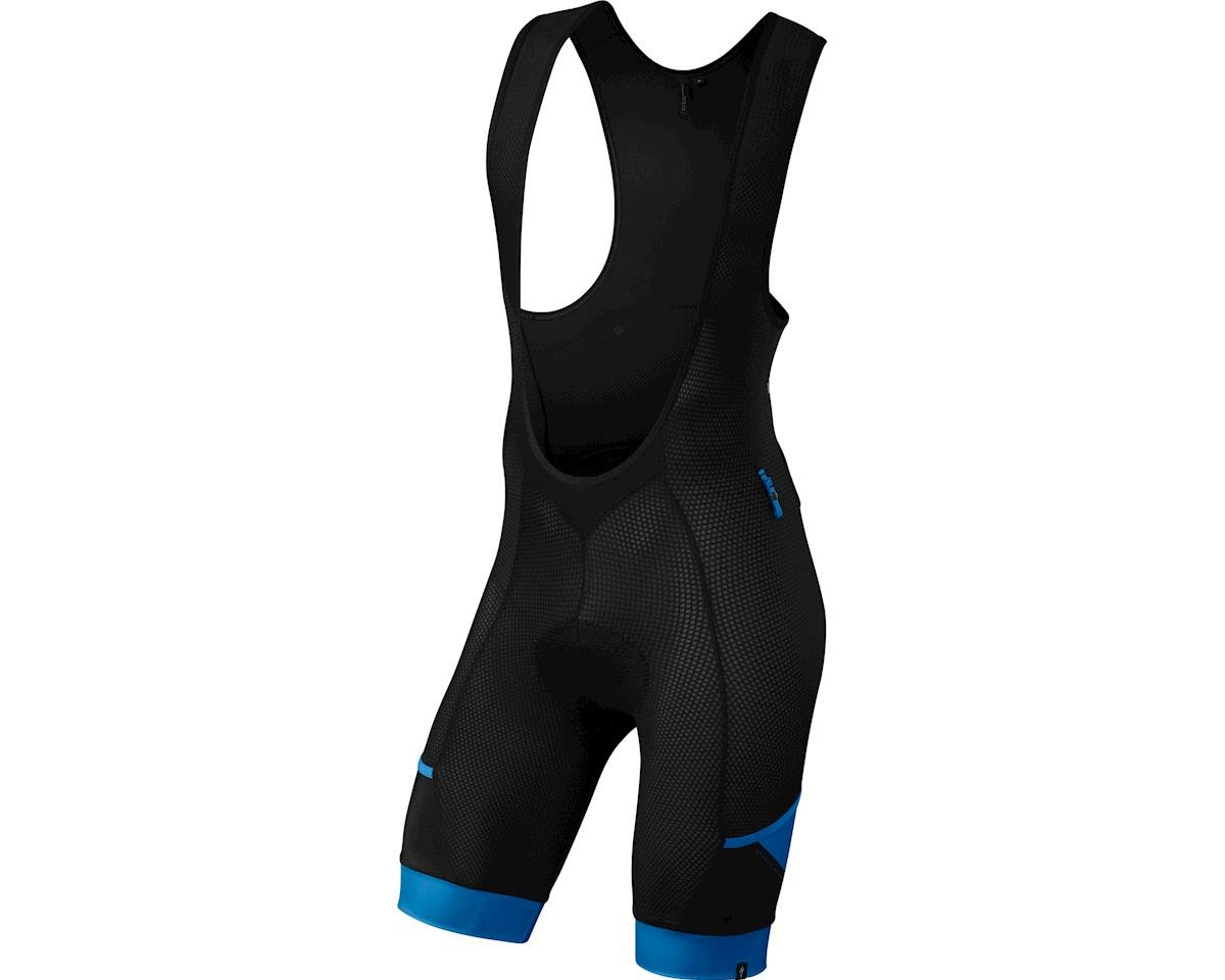 Specialized Mountain Liner Bib Shorts with SWAT (Black/Neon Blue) (XL)