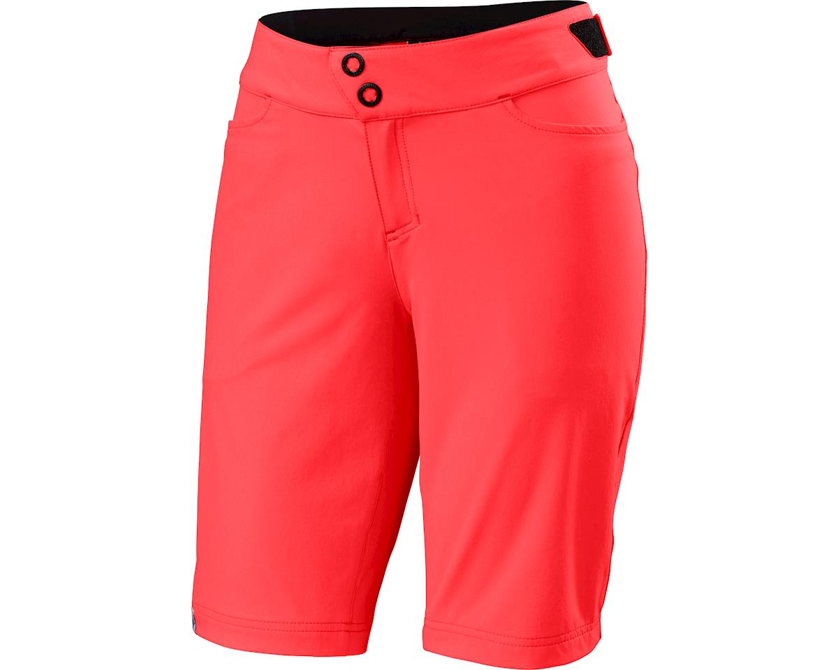 Specialized Women's Andorra Comp Shorts (Neon Coral)