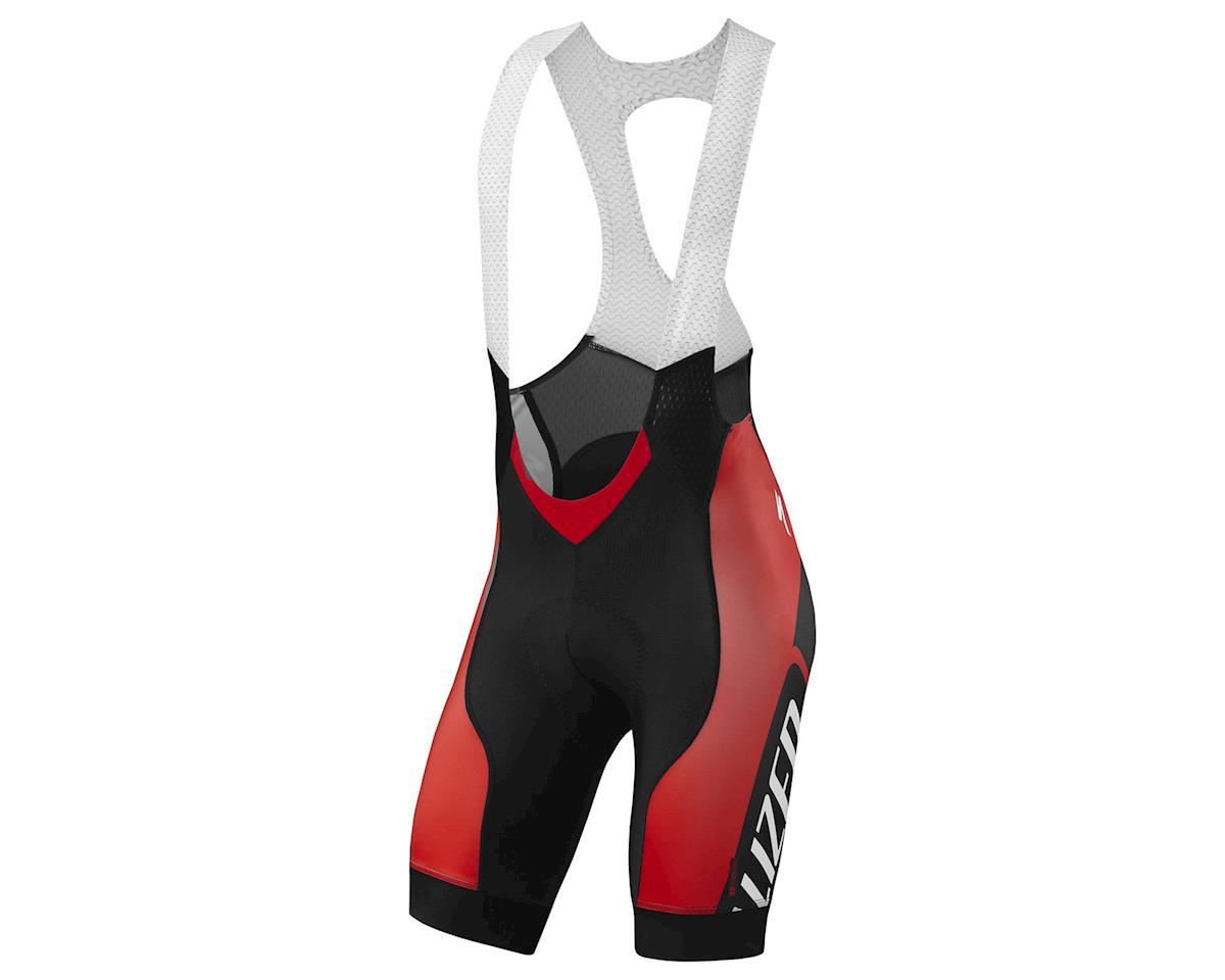Specialized SL Pro Bib Shorts (Red/Black Team) (M)