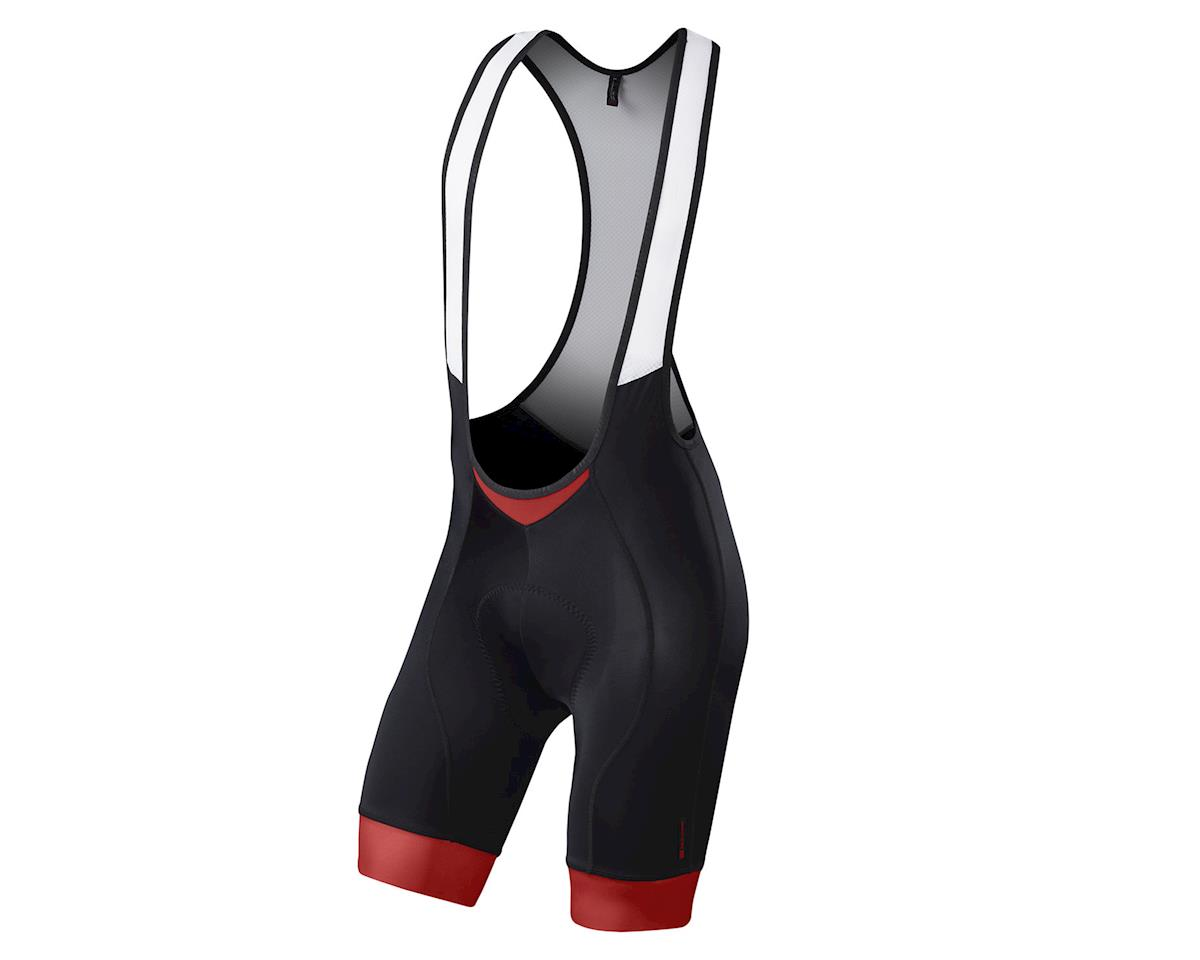 Specialized SL Expert Bib Shorts (Black/Red)