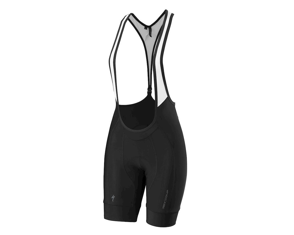 Specialized RBX Comp Women's Bib Shorts (Black) (L)
