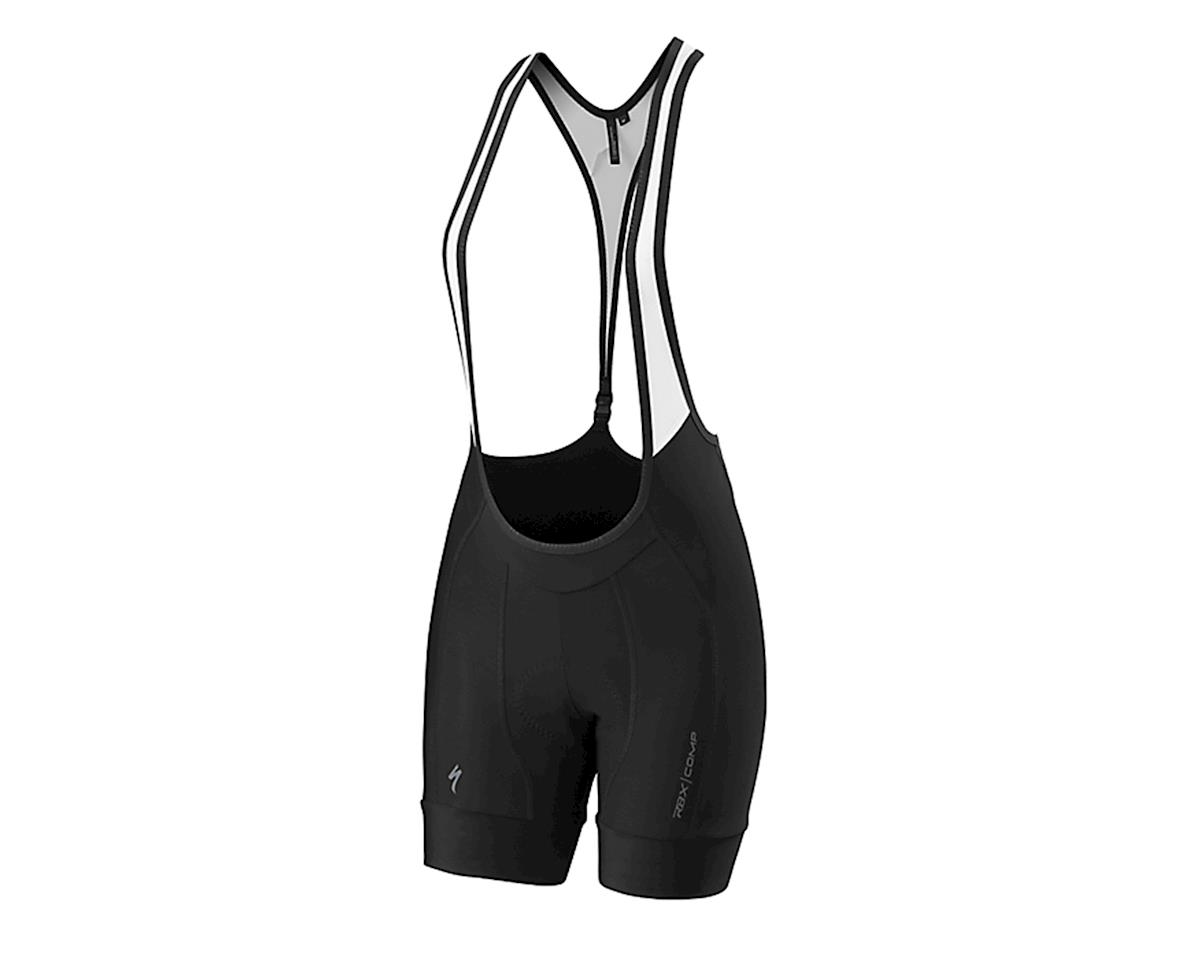 Specialized RBX Comp Women's Shorty Bib Shorts (Black)