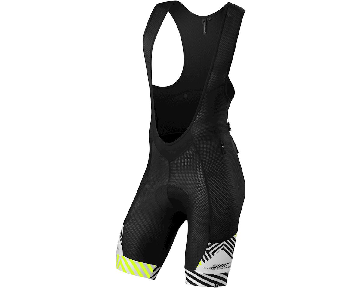 Specialized Mountain Liner Bib Shorts with SWAT (Black Razzle) (XL)