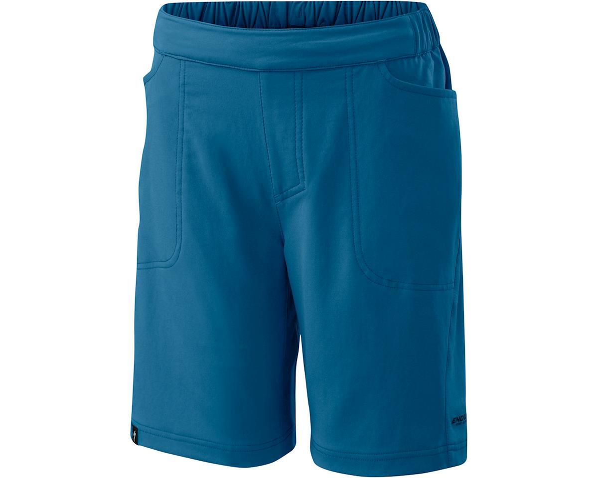 Specialized Enduro Grom Youth Shorts (Cobra Blue)