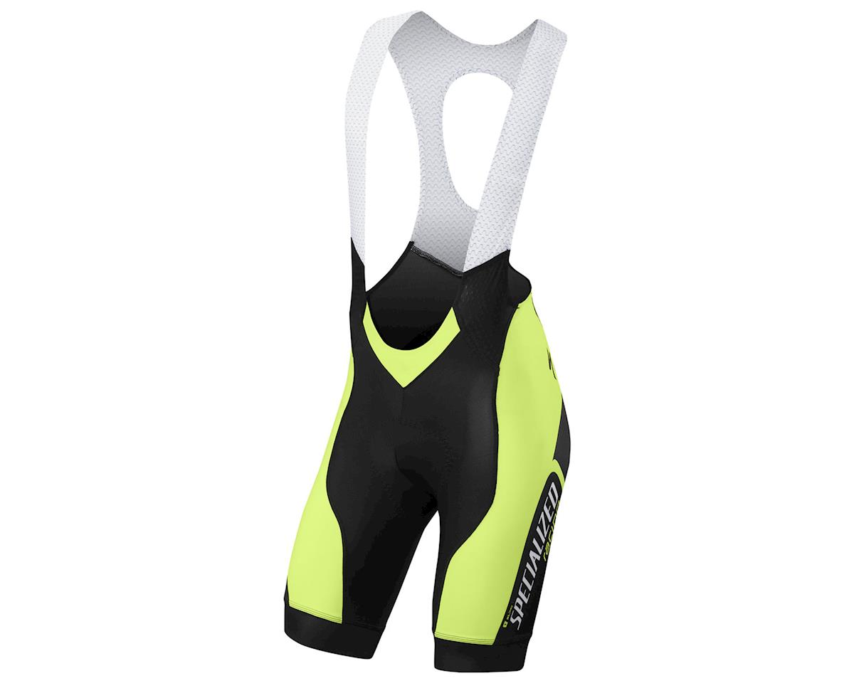 SL Pro Bib Shorts (Team Neon Yellow)