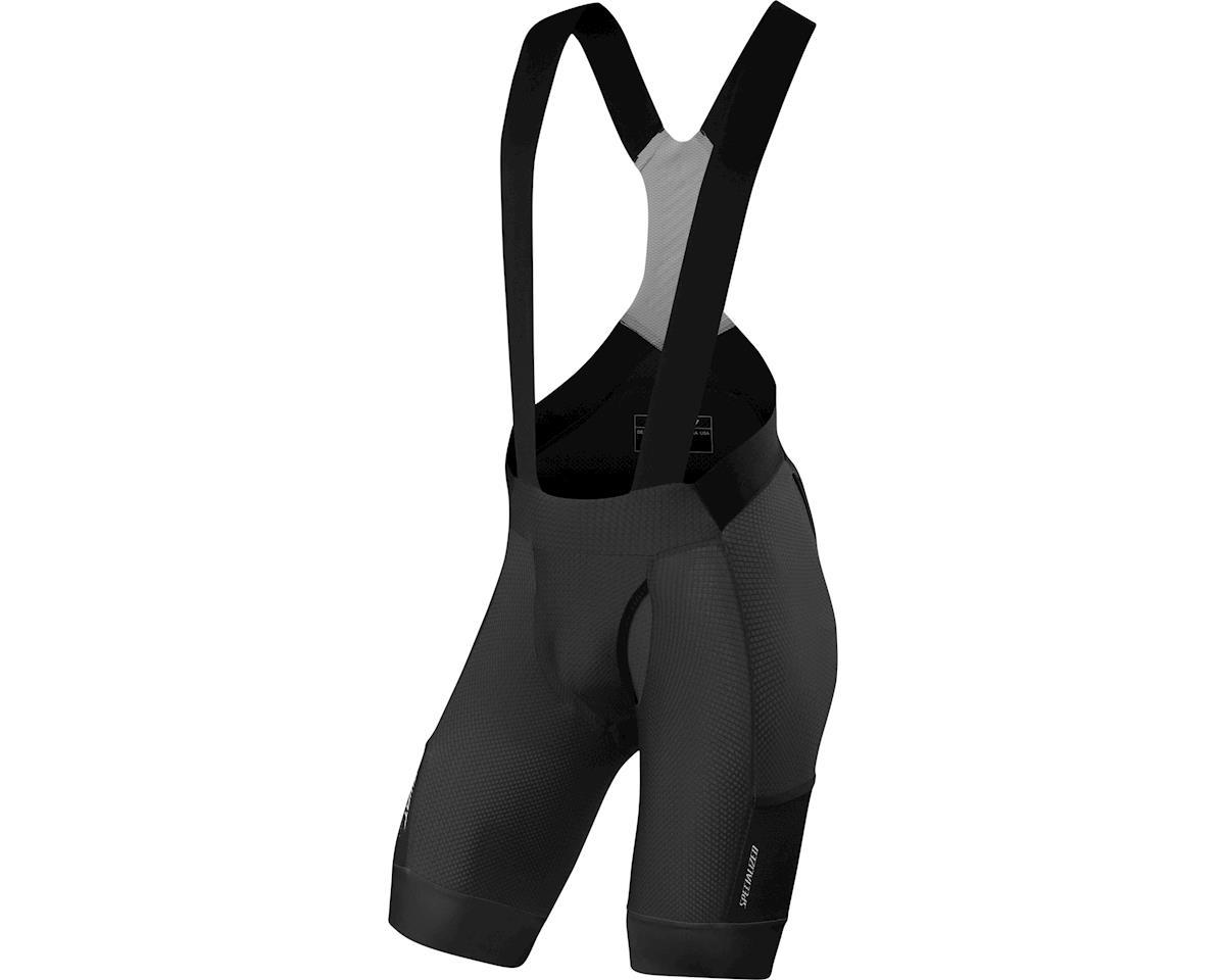 Specialized SWAT Pro Liner Bib Shorts (Black) (2XL)