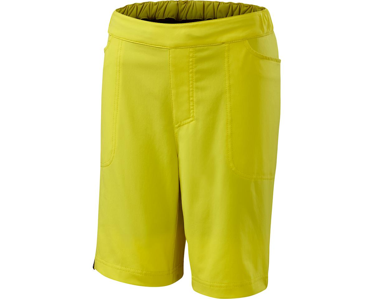Specialized Enduro Grom Youth Shorts (Dust Yellow)