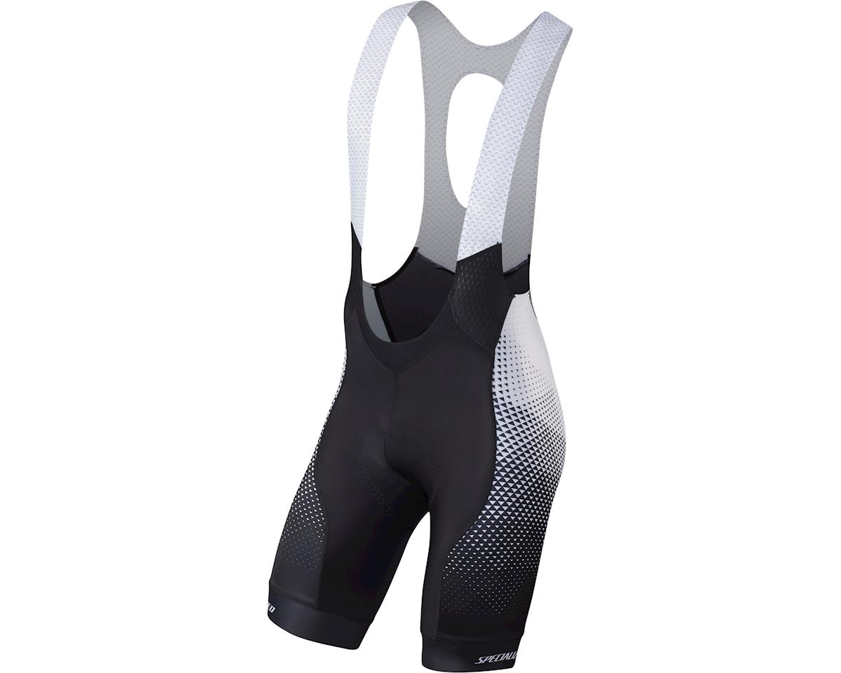 Specialized SL Pro Bib Shorts (RF Matrix/Team Black Stone)